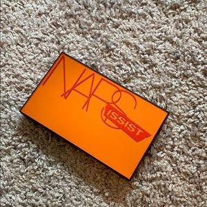 NARS narissist blush palette limited edition